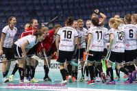 Deutsche Floorball Nationalmannschaft der Damen