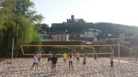 Trainingslager Volleyball
